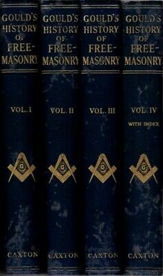 Herbert Poole / GOULD'S HISTORY OF FREEMASONRY Embracing an Investigation 1954