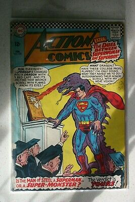 FREEPOST ACTION COMICS #1002 NEW BAGGED /& BOARDED