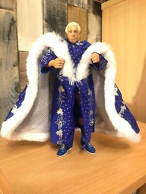 Ric Flair WWE Wrestling Figure Mattel Elite Defining Moments Series 8