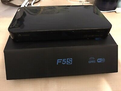 Skybox F5s HD-PVR Satellite Receiver With Remote Control