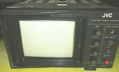 Jvc Tm-22U Professional Color Video Monitor