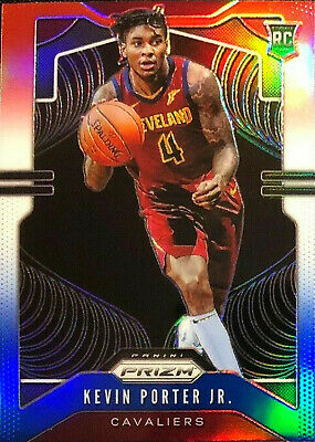 2019 Prizm Basketball RED WHITE & BLUE Rookie Cards - You Pick -