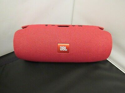 JBL Xtreme OEM Parts, Fabric Mesh Speaker Cover Grill. RED - Chassis used