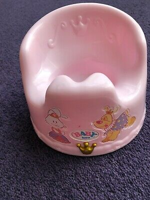 Baby Born / Baby Annabell Dolls Musical Potty With Flushing Sounds