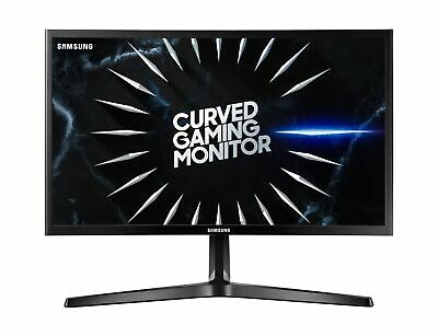 "Samsung LC24RG50FQEXXY 24"" inch FHD FreeSync 144Hz VA 4ms LED LCD Curved Monitor"