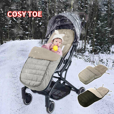 Baby Toddler Universal Footmuff Cosy Warm Toes Apron Liner Buggy Pram Stroller.