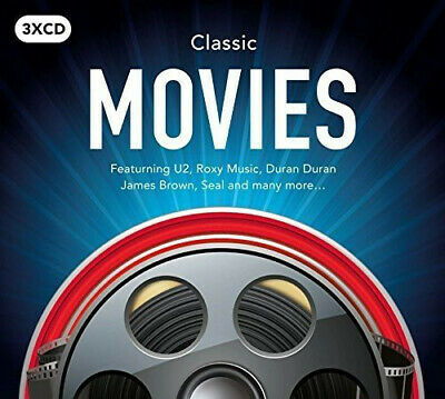 Classic Movies [New & Sealed] Digipack 3CD