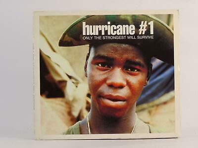 HURRICANE #1, ONLY THE STRONGEST WILL SURVIVE, 834, EX/EX, 4 Track, CD Single, P