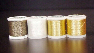 Madeira Metallic Embroidery Thread Variegated Astro 4
