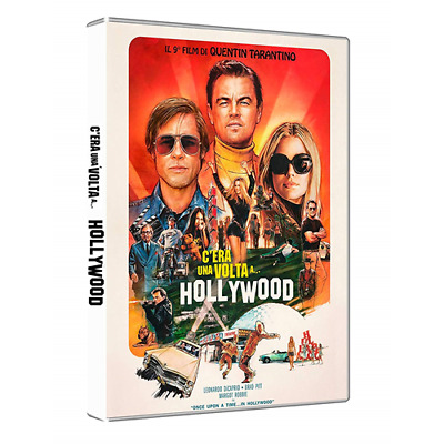 Cera Una Volta A Hollywood  [Dvd Nuovo]