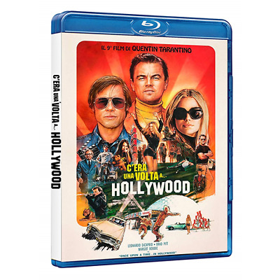 Cera Una Volta A Hollywood  [Blu-Ray Nuovo]