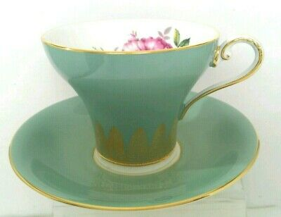 """YZ. Vtg """"Aynsley"""" Bone China Tea Cup and Saucer Made in England."""