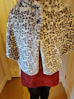 Next Girls Coat Used Excellent Condition