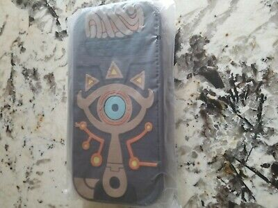 Sheikah Slate Carrying Case 4 Nintendo Switch Zelda BotW Special Master Edition
