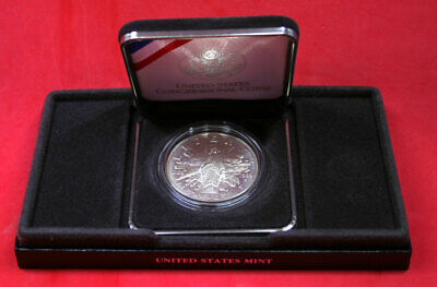 1989 S Congressional Proof Silver Dollar Commemorative US Mint Coin