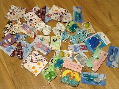 Wholesale Bundle Joblot of Baby Feeding and Grooming Items Warehouse Clearance