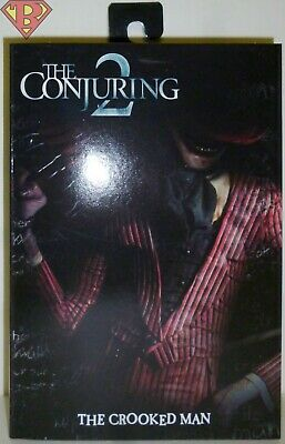 "ULTIMATE CROOKED MAN The Conjuring 2 Universe 7"" Scale Action Figure Neca 2019"
