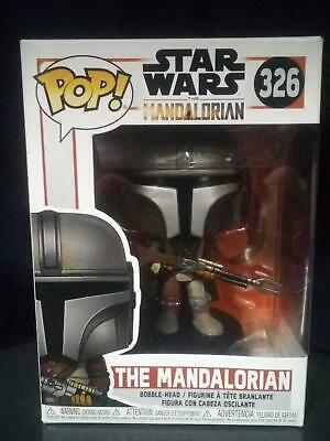 Funko Pop Star Wars THE MANDALORIAN! Brand New In Hand! SELLING OUT! #326