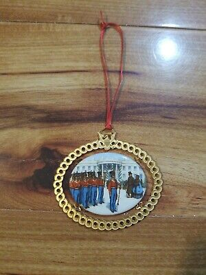 The White House Historical Association Christmas Ornament 1994