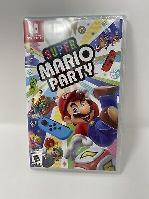 Super Mario Party Standard Edition - Nintendo Switch