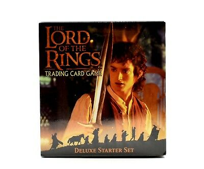 The Lord of The Rings - Trading Card Game Deluxe Starter Set