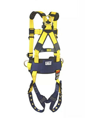 DBI SALA Delta Construction Style Positioning Harness Size S/M