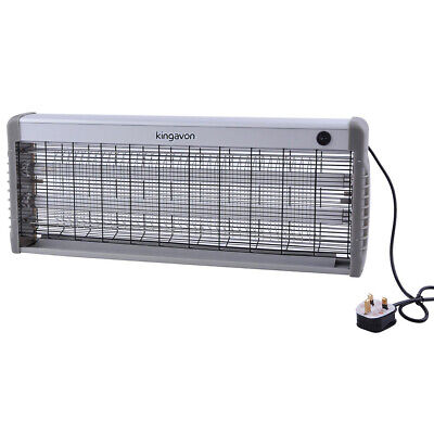 Industrial Electric Insect Fly Killer Bug Zapper LED Light Indoor Mosquito Pest