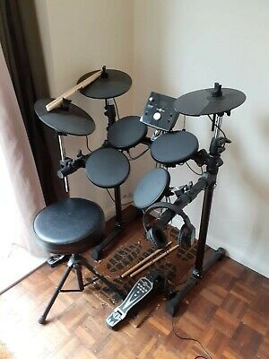 Gear4music Digital Drums 400 Compact Electronic Drum Kit USED