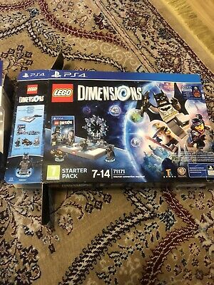LEGO Dimensions Starter Pack PS4, No 71171 With Exclusive Super Girl Minifigure
