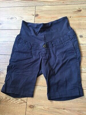 Over Bump Maternity Shorts Size 10