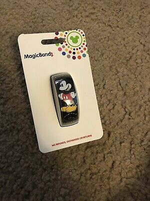 2019 Disney Parks Mickey Mouse Cast College Alumni Magicband Magic Band New