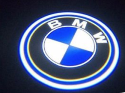Ghost Shadow Projector Logo LED Courtesy Door Light For BMW