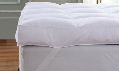 Goose Feather And Down Mattress Topper 85% Goose Feather & 15% Down
