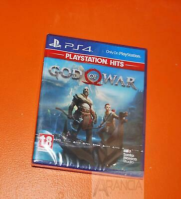 God of War PS4 New and Sealed