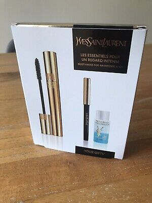 YSL Volume Effet Faux Cils Black Mascara Gift Set - Brand New