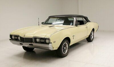 1968 Oldsmobile Cutlass S Convertible New Conv Top & Lift Cylinders/Very Nice Interior/Original Drivetrain/Extra Parts