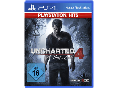 Playstation 4 Uncharted 4 A Thiefs End  Neu & Ovp Ps 4 Hits