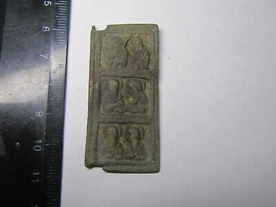 Fragment of an ancient triptych Fragment of an ancient icon 100% original