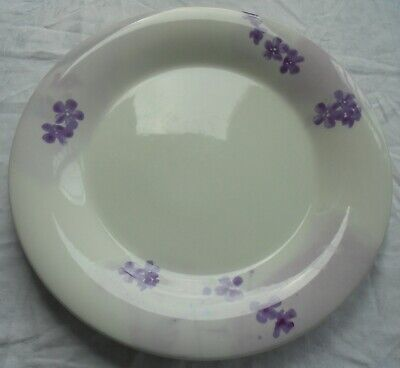 Portmeirion Lilac Meadow 5 x large dinner plates
