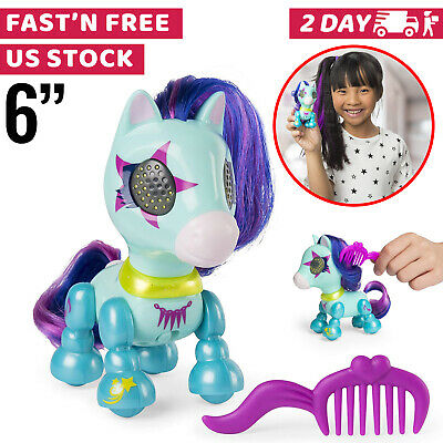 Toys For Girls Kids Children Robot Pet for 3 4 5 6 7 8 9 10 Years Olds Age