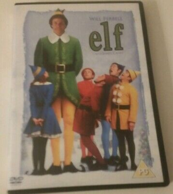 Elf DVD (2005) 2 DISCS. Will Ferrel + CORPSE BRIDE DVD TIM BURTON