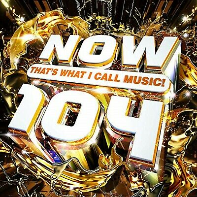 Now That's What I Call Music! 104 [2 CD] (2019) (Various Artists) (Double Album)