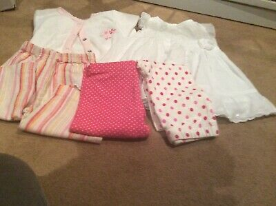baby Girl 3/6 months bundle mothercare next