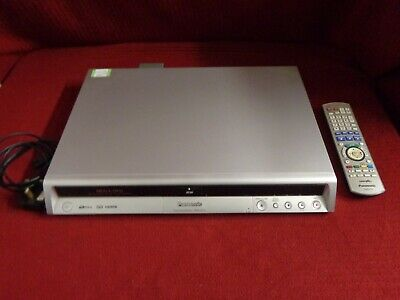 Panasonic DMR EX75 DVD Hard Drive Recorder With Freeview HDMI & Remote