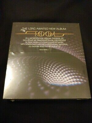 Tool Fear Inoculum Limited Edition CD