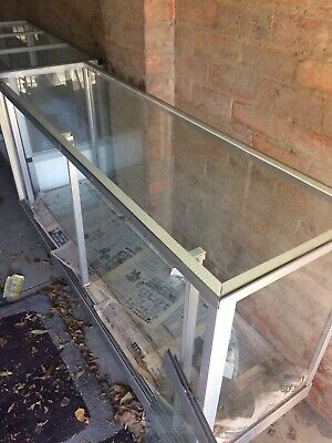 Glass Display Cabinet Or Shop Counter Retail Display Showroom/Business