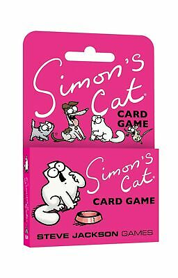 Simon's Cat Card Game