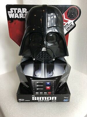Hasbro Disney Star Wars Darth Vader Game - Simon Says - New FAST FREE SHIPPING!