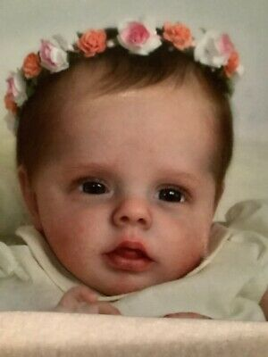 Sherry BLANK Reborn Baby Doll Kit By Natalie Blick SOLD OUT