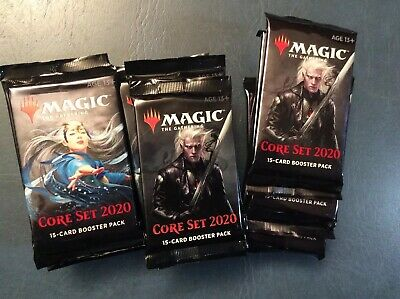 Core Set 2019 M19 Boosters 36 Packs MTG Magic the Gathering